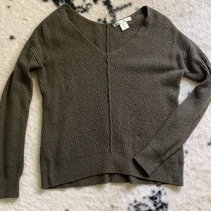 Kaisely Olive Green Sweater